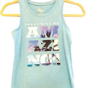CIRCO Girls Athletic Tank Top